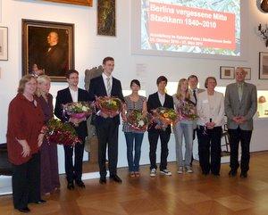 Preisverleihung 2010 im Märkischen Museum